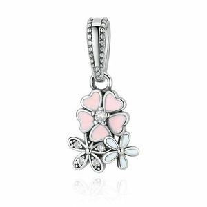 New Authentic Pandora Sterling Silver POETIC BLOOM